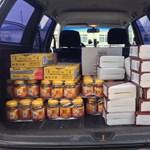 Csökkent az élelmiszer kiskereskedők forgalma