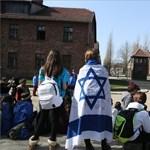 A Wesselényi utcai holokauszt-álmúzeum előtt akcióztak civilek