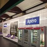 Így szívatták meg április elsején a párizsi metró utasait