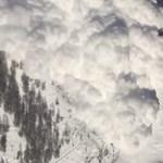 Tripla lavina-baleset Oroszországban