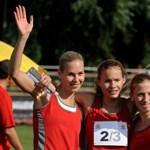 Európa-bajnok a magyar női öttusa váltó