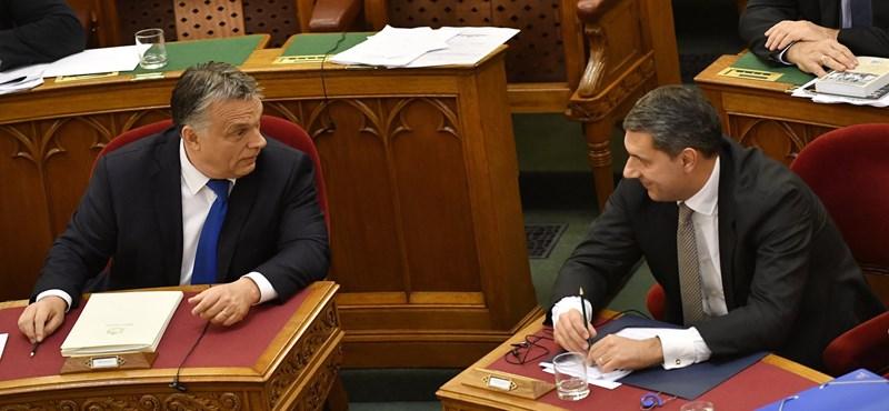 """Orbán elismerte, hogy találkozott a körözött bűnözővel, """"Pharaon professzorral"""""""