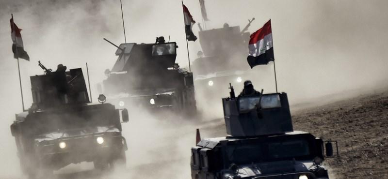 Az Iszlám Állam áldozatainak két tömegsírjára bukkantak Irakban