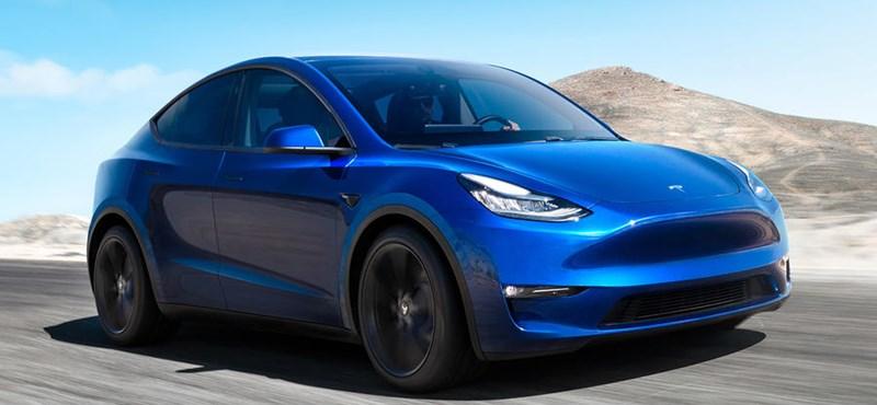 Könnyedén befér a támogatott autók közé a legújabb Tesla a Model Y