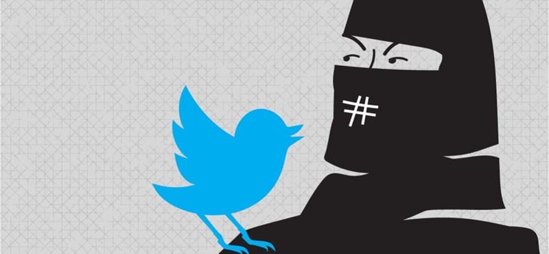 360 ezer terrorbarátnak tűnő fiókot zárt le a Twitter