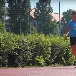 Az első magyar, aki látássérültként Testnevelési Egyetemet végzett