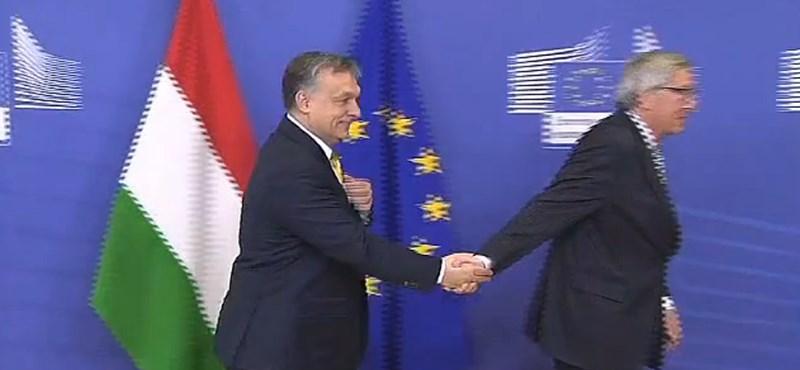 Török Gábor gyorselemzése az Orbán–Juncker-kézfogásról