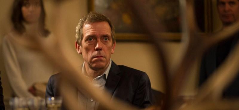 Hétfőn indul az új sorozat Hugh Laurie-val