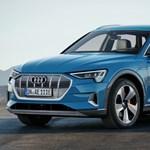 A vártnál jelentősen szerényebb az első villany-Audi, az e-tron hatótávja