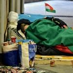 Az Alkotmánybíróság korlátozza a hajléktalanok elleni szabálysértési eljárást