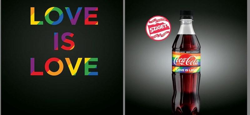 Lecseréli a plakátokat a Coca-Cola