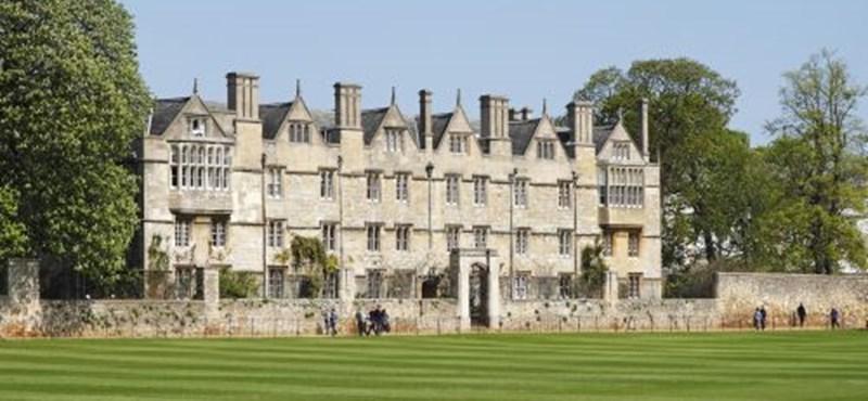 Oxfordnak elege lett a diákokból
