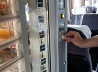Eltűnt az ételautomaták több, mint kétharmada, miután be kellett kötni őket a NAV-hoz