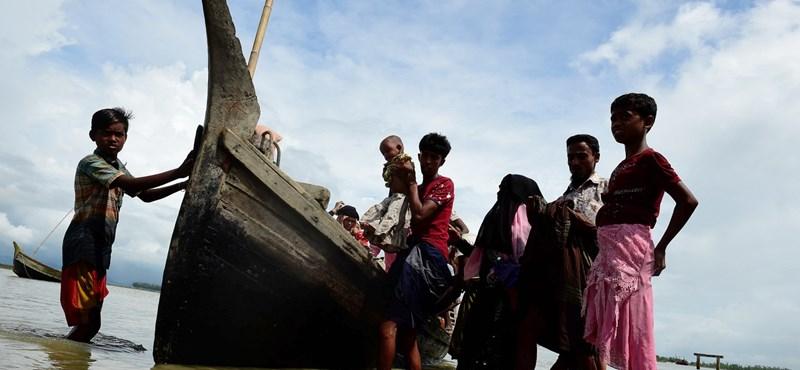 A népirtó mianmari kormány Orbánék tételmondatát visszhangozza az ENSZ vádjaival kapcsolatban