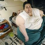 Nem tudtak koporsót készíteni a világ egykori legkövérebb emberének