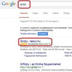A Tesco a Google-on keresztül is támadja a konkurenseket?