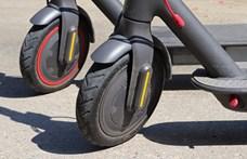 Betiltják az elektromos rollerek bérlését és parkoltatását az I. kerületben