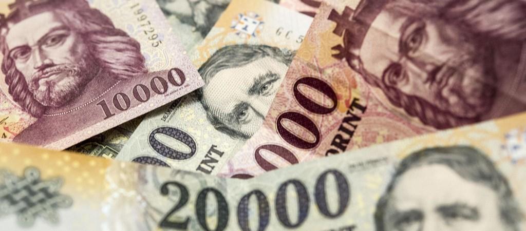 398 ezer forintos átlagfizetést mért a KSH