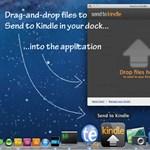 Itt a Send to Kindle Macre: dokumentumok egyszerűbb feltöltése a Kindle készülékekre