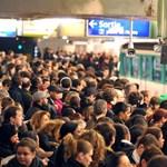 Ötmillió forintnyi eurót kap a párizsi kísérletben az a dolgozó, aki nem a reggeli csúcsban megy a munkahelyére