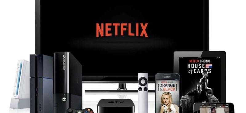 Végre: jön a Netflix Magyarországra