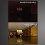 Ma ingyen az App Store-ban: NightCap - fotózzunk sötétben is!