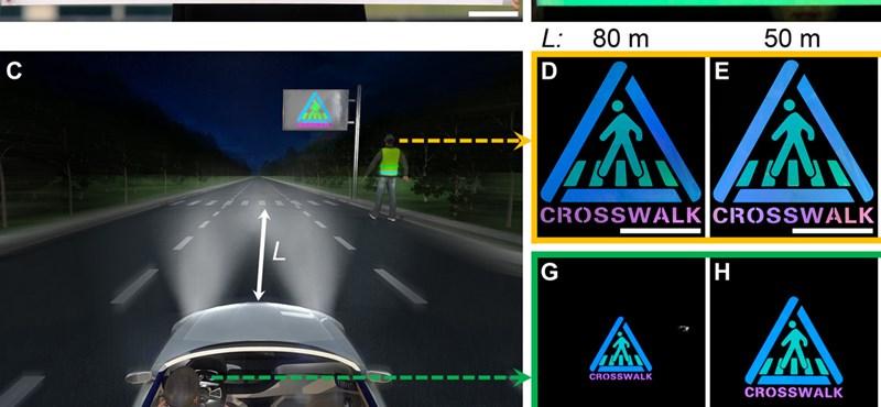 A tudósok megcsinálták a vékony és okos réteget, ami csodát tehet az utakon