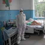 Nem lassul a járvány terjedése Romániában