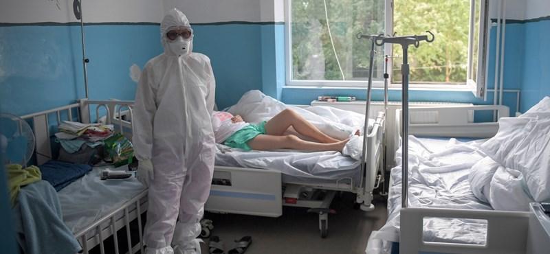 Nyolcvan intenzív terápiás ágy van szabadon egész Romániában