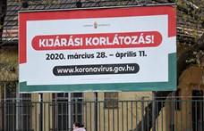Elfogadták a felhatalmazási törvényt, újabb idősotthont zártak le – hírek a koronavírus-járványról percről percre