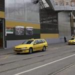 Mától nincs más, csak sárga taxi