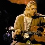 Rekordáron kelt el Kurt Cobain foltos, lyukas kardigánja