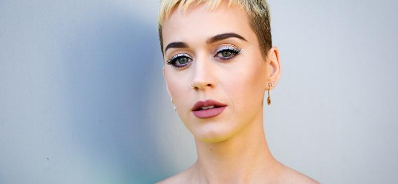 Már csak egy hetet kell várniuk Katy Perry rajongóinak
