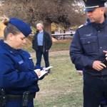 Mit gondol, hány rendőr kell egy kétfarkús passzivista igazoltatásához? - videó