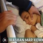 Vanessza gyógyulni akar: járni tanítják a Bulgáriában megsérült szegedi lányt