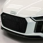 Az Audi bemutatta eddigi legkomolyabb sportautóját, egy kihegyezett R8-ast