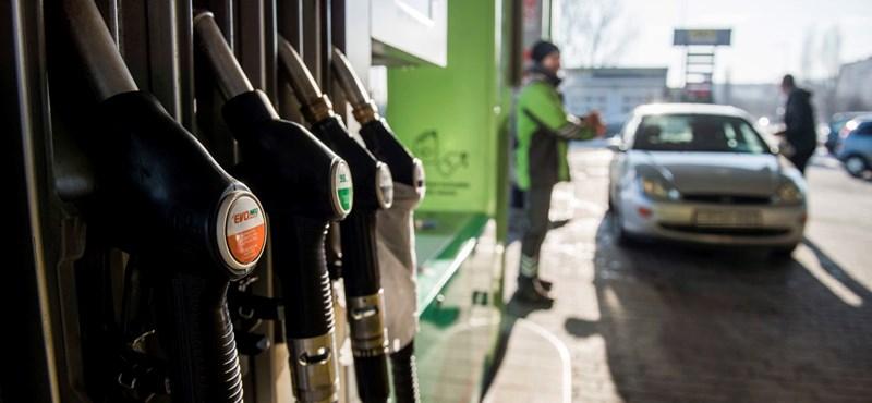 Eléri a 400 forintot az üzemanyagok ára
