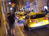 Rengeteg taxis tűnt el a fővárosi utakról