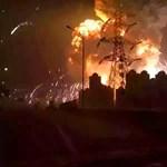 Apokalipszis 2015 – brutális robbanás volt Kínában