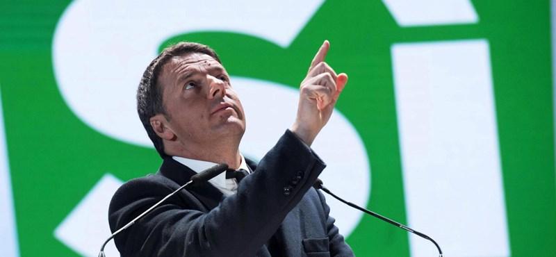 Korrupcióval gyanúsítják Matteo Renzi apját