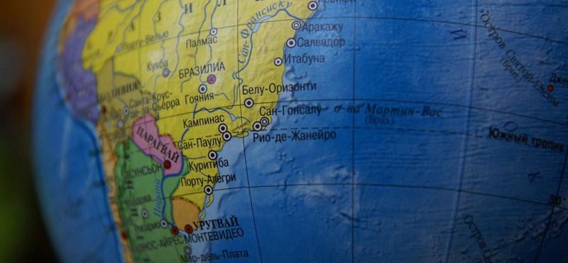 Kétperces földrajzi teszt: tudjátok, hol vannak ezek az országok?