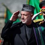 Elsírta magát az afgán elnök a pulpitoson - videó