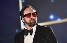Budapesten van Nicolas Cage