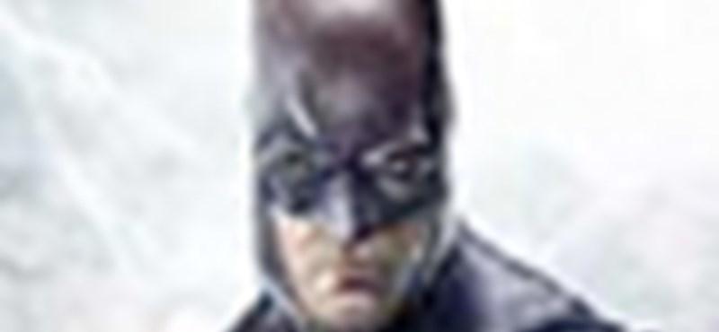 Kipróbáltuk: Batman Arkham Asylum