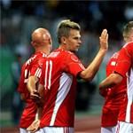Magyarország - Izland 4-0