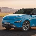 Megújult a Hyundai Kona villanyautó