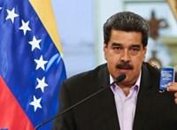 Az amerikaiaktól nem fogad el segélyt a venezuelai elnök, Oroszországból igen