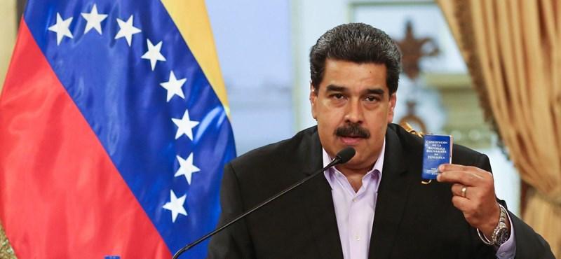 Ismét tömegesen menekülnek Venezuelából a gazdasági csőd miatt
