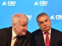 A német belügyminiszter nem kérdőjelezi meg Orbán demokrataságát