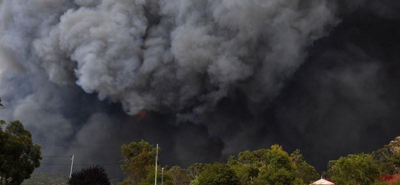 Ezen a videón látszik igazán, mennyire globális probléma az ausztrál tűzvész